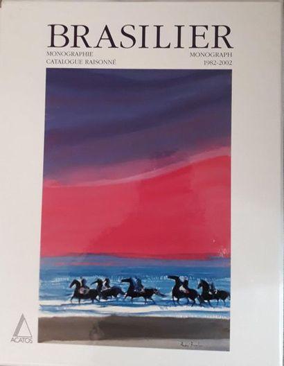 ANDRE BRASILIER - Xavier de Coulanges, Lydia...