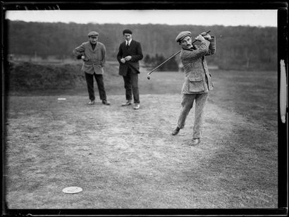 Concours des professionnels français, Golf...