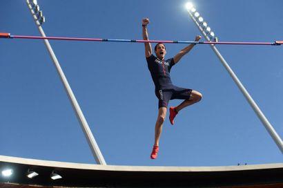 Renaud Lavillenie, Championnats d'Europe...