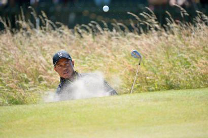 Tiger Woods, British Open - 2014 © Pierre...