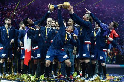 L'équipe de France championne du monde de...