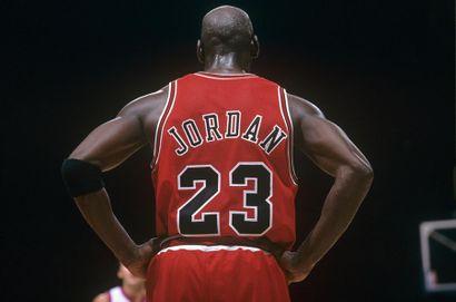 Michael Jordan, Open McDonald's à Paris-Bercy...
