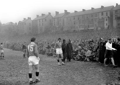 Galles-France, Tournoi des 5 Nations - 1948...
