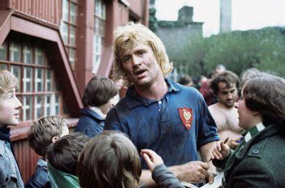Irlande-France, Tournoi des 5 Nations - 1977...