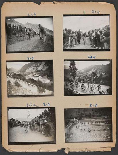 © L'Équipe 15 juillet 1948. Tour de France,...