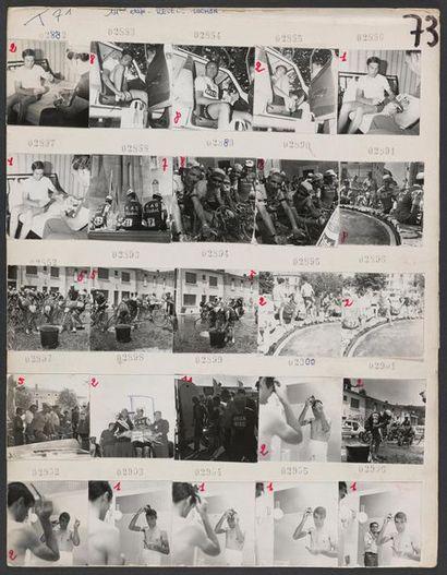 © L'Équipe 12 juillet 1971. Tour de France,...