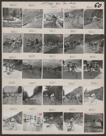 © L'Équipe 13 juillet 1975. Tour de France,...