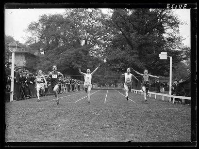 100m du Prix Blanchet - 1920 © Collections...