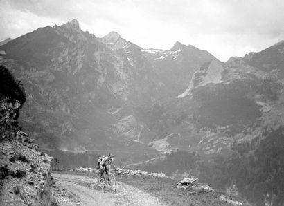 Félix Goethals - Col de l'Aubisque, Tour...