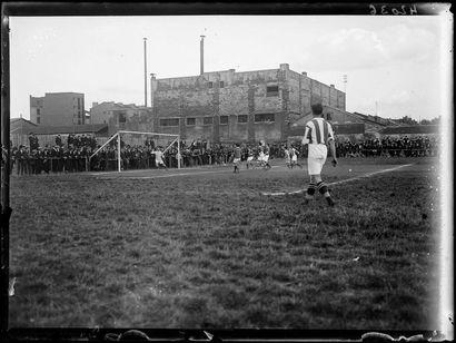Red Star-Olympique de Paris - 1920 © Collections...