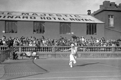 Suzanne Lenglen, le «match du siècle» © Collections...