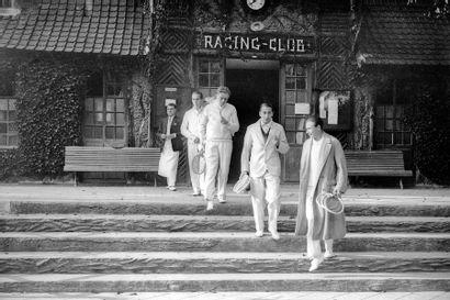 Brugnon, Cochet, Lacoste, Borotra - 1927...
