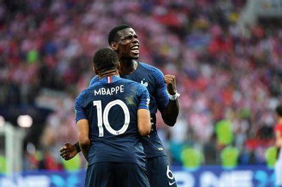 Paul Pogba, Kylian Mbappé, France-Croatie...