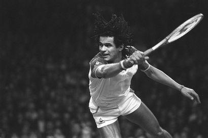 Yannick Noah - Finale de Coupe Davis 1982...