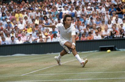 Henri Leconte, demi-finale de Wimbledon -...