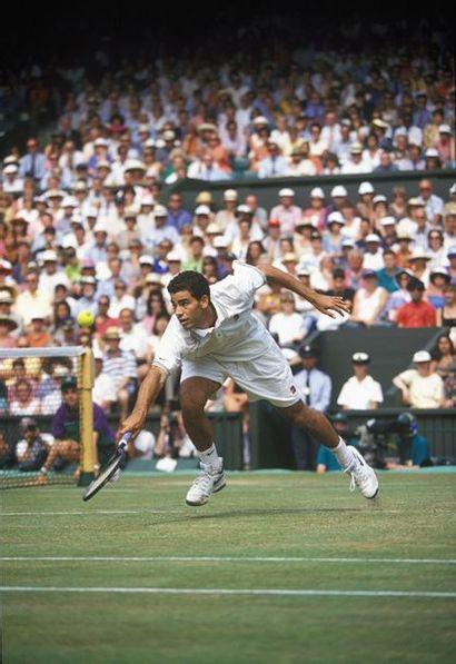 Pete Sampras, finale de Wimbledon - 1994...