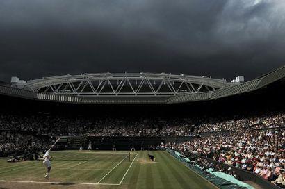 Finale de Wimbledon Nadal-Federer - 2008...