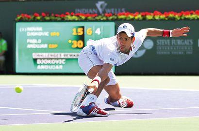 Novak Djokovic, Masters 1000 Indian Wells...