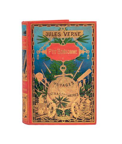 [Irlande] P'tit Bonhomme par Jules Verne....