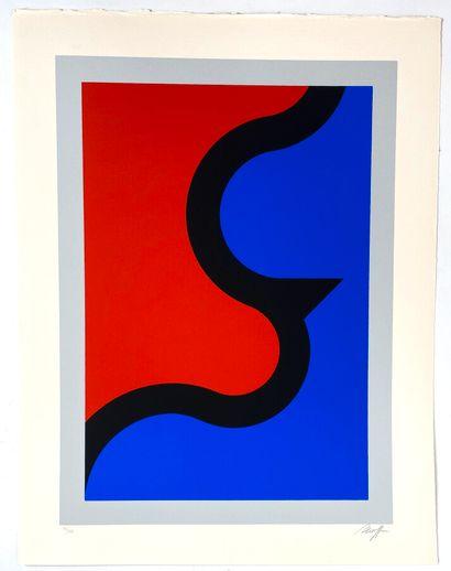 (Nicolas SCHÖFFER) (1912-1992) -  Jean-Louis...