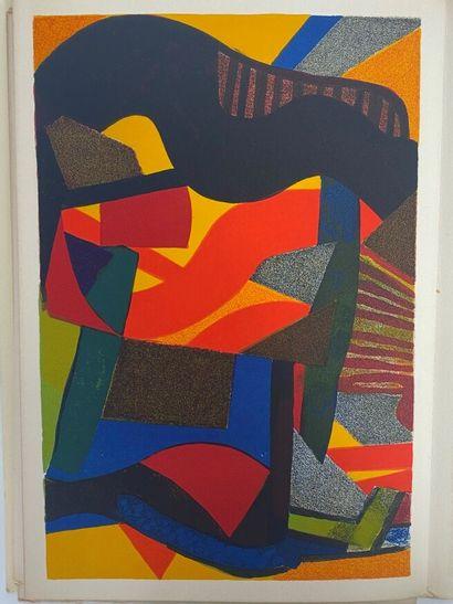 (Maurice ESTEVE) (1904-2001)  André Almuro,...