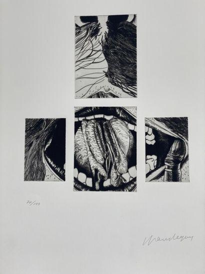 (Jean Robert IPOUSTÉGUY) (1920-2006)  Robert...