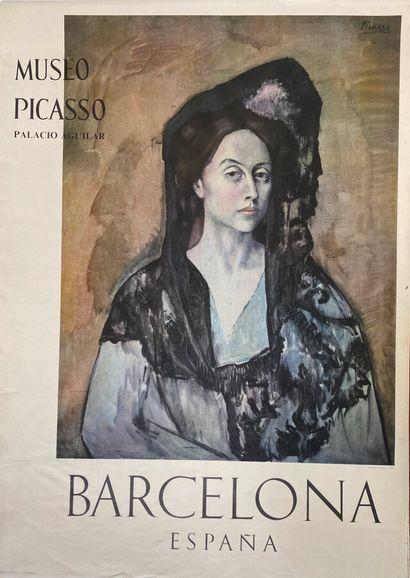 Pablo PICASSO (1881-1973)   Madame Ricardo...
