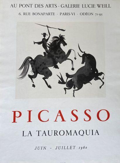 Pablo PICASSO (1881-1973)  La Tauromaquia...