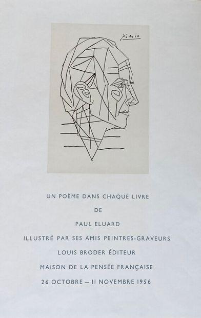 Pablo PICASSO (1881-1973)  Un Poème dans...