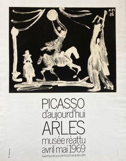 Pablo PICASSO (1881-1973)  Picasso d'Aujourd'hui...