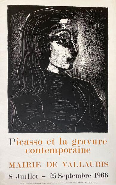 Pablo PICASSO (1881-1973)  Picasso et la...