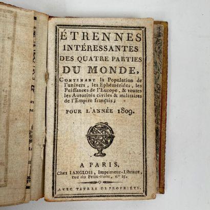 Le Troubadour ou Les Etrennes d'Erato pour...