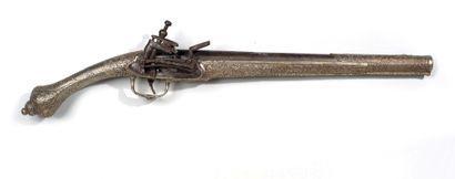 Pistolet Ottoman Balkans, circa 1800, Empire...