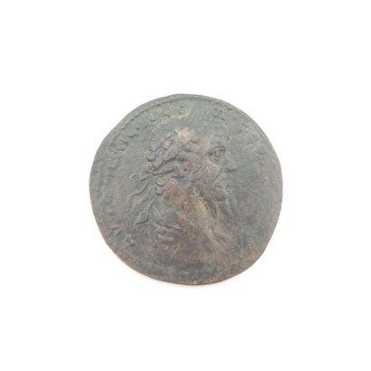 Septime Sévère (193-211). Chypre. Grand bronze...