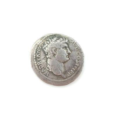Hadrien (117-138). Ephèse. Cistophore au...