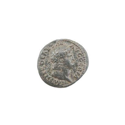 Néron (54-68). As au temple de Janus, 66...