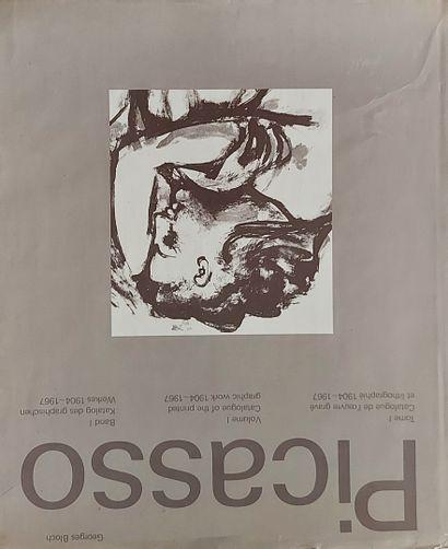 PABLO PICASSO - Georges Bloch, Picasso.