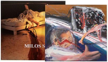 Milos SOBAÏC (1945-) - Peter Handke, Dimitri Analis, Milos Sobaïc, édition La Différence, Paris, 2002