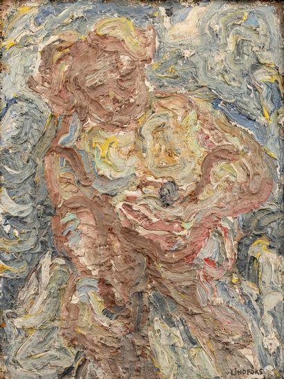 Evert LINDFORS (1927-)