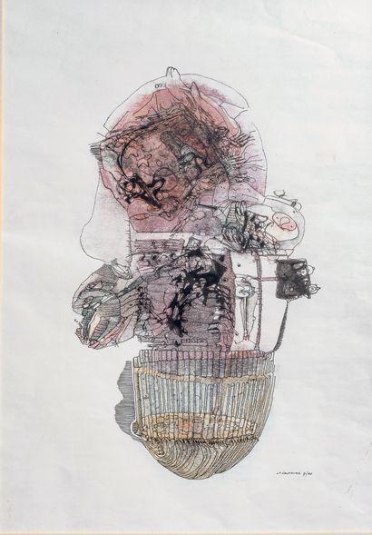 Jean-Pierre VIELFAURE (1930-2015)