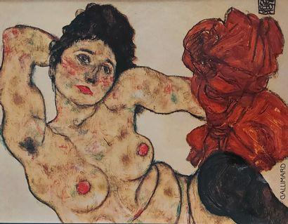 EGON SCHIELE - Jane Kalir, Egon Schiele.