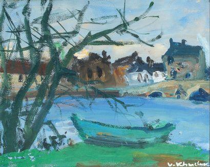 Vasyl (Vassili) KHMELUK (1903-1986)
