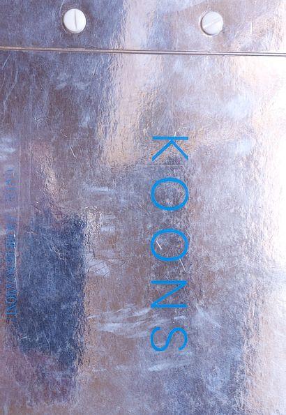 JEFF KOONS - Koons