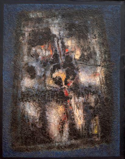 Jean BRISSON- DUVAL (1931-1999)