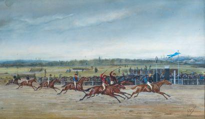 G. GRAND, fin du XIXème siècle