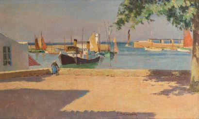 EUGÈNE CORNEAU (1894-1976)