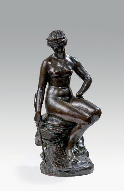 BARYE Antoine-Louis (1795-1875 Français)