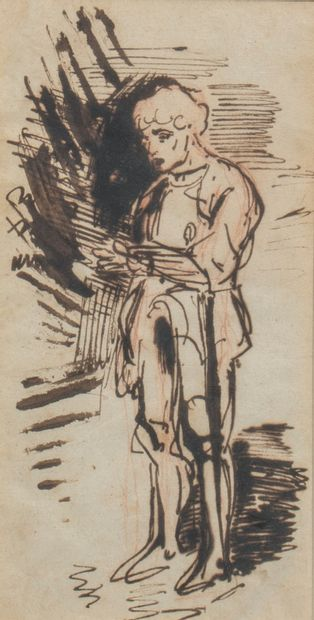 Eugène DELACROIX (Charenton-St-Maurice 1798 - Paris 1863)
