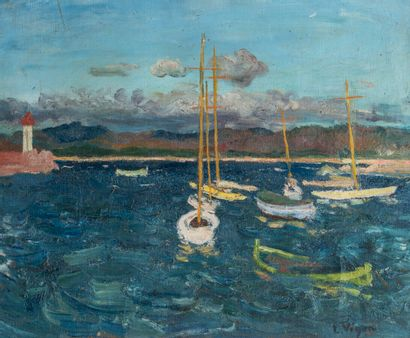 Louis Jacques VIGON (1897-1985)