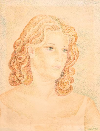 Marie Vorobieff MAREVNA (1892-1984)